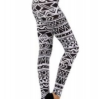 High Waist Aztec LeggingsPurchase