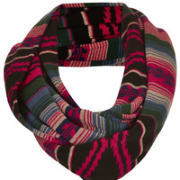 Fairisle Snood - Scarves - Bags & Accessories - Topshop USA