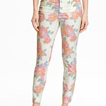 Old Navy Womens The Pixie Chinos