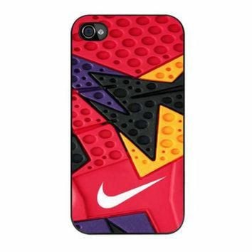 DCKL9 Nike Air Jordan Retro Raptors 7 iPhone 4 Case