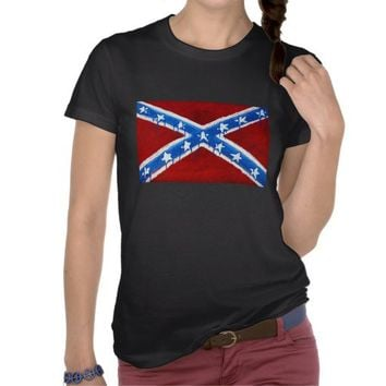 Rebel Flag Tee Shirts from Zazzle.com