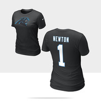 Check it out. I found this Nike Name and Number (NFL Panthers / Cam Newton) Women's T-Shirt at Nike online.