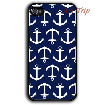 iPhone 4 Case iphone 4s case Anchor iphone 4 case by ArtTrip