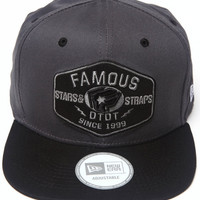 DrJays.com - Detailed Images of Strike Snapback New Era Hat by Famous Stars & Straps