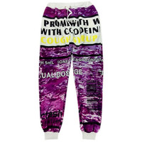 Purple Drank Joggers