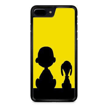 Snoopy And Charlie Brown iPhone 8 Plus Case