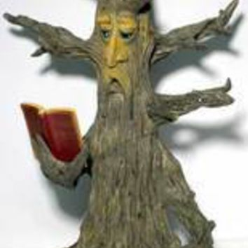 Poet Tree incense holder