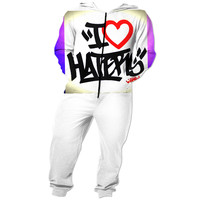 Onesuit of I 💜 Haters