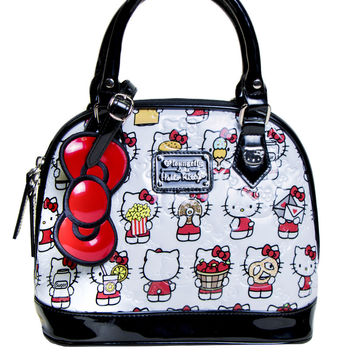 HELLO KITTY FOOD MINI BAG