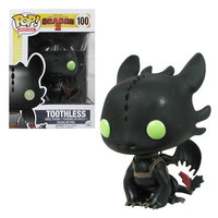 How to Train your Dragon Toothless FUNKO Pop Vinyl