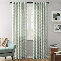INK+IVY Nakita Window Curtain|Designer Living
