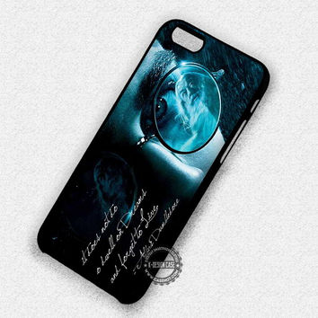 Albus Dumbledore Hogwarts - iPhone 7 Plus 6 SE Cases & Covers