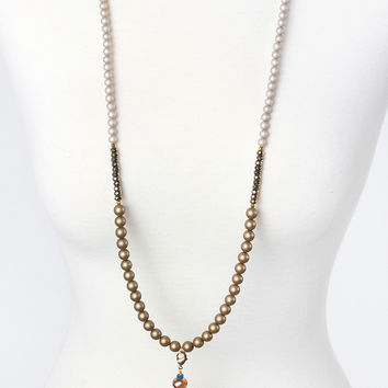 The Nicole Necklace - Gold
