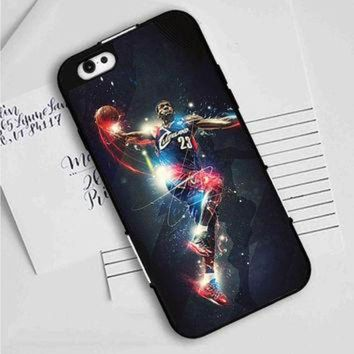 CREYUG7 MICHAEL JORDAN SLAM DUNK iPhone 7 | 7 Plus Case Planetscase.com