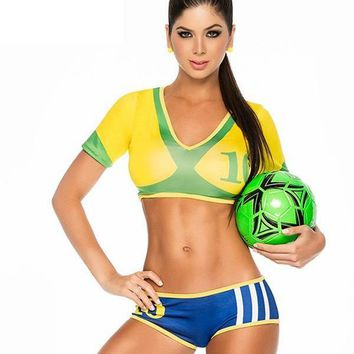 Sexy Brazil World Cup Costume