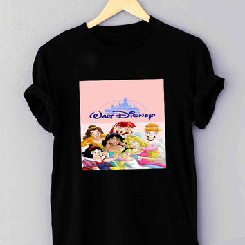 Disney Characters - T Shirt for man shirt, woman shirt XS / S / M / L / XL / 2XL / 3XL *01*