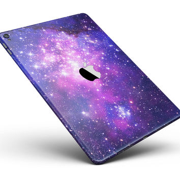 """Purple & Pink Space Full Body Skin for the iPad Pro (12.9"""" or 9.7"""" available)"""
