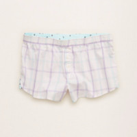 Aerie Boxer , Poetic Pink | Aerie for American Eagle
