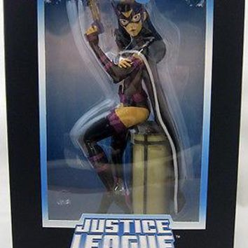 DC Gallery Justice League Unlimited The Animated Series Huntress Figure