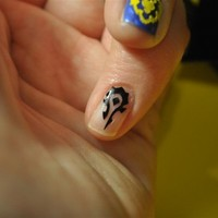 World of Warcraft Horde Nail Art Decals