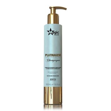 EXCLUSIVE BLOND CHAMPAGNE PEARLY EFFECT HAIR TREATMENT 350ml/11,3fl.oz.