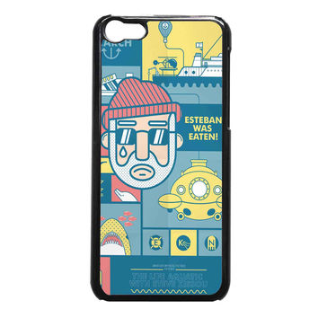 The Life Aquatic with Steve Zissou FOR IPHONE 5C CASE**AP*