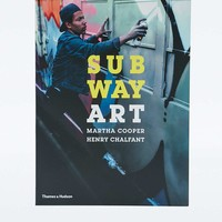 Subway Art Book - Urban Outfitters