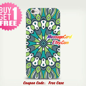 Colorful Mandala Clear Phone Case for iPhone 6 6s plus 6 6s 5s 5 4s 4 , Ctystal Clear iPhone 6 6s Case , Custom Clear iPhone 6 6s Case