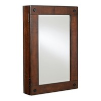 BENCHWRIGHT WALL-MOUNT MEDICINE CABINET