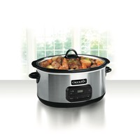 Crock-Pot 8-Quart Programmable Slow Cooker