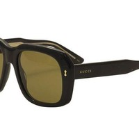 ONETOW Gucci GG0049S Fashion Sunglasses, 57mm