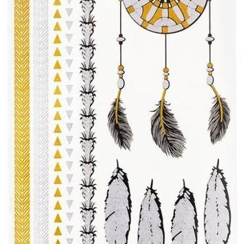 Dreamcatcher & Feather Jewelry Tattoos Case Pack 600