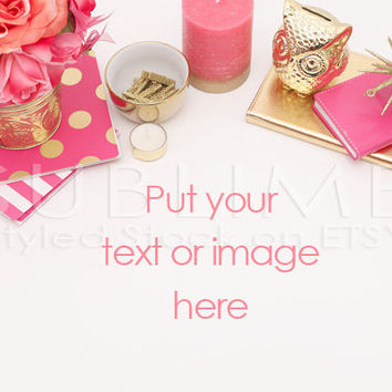 Styled Stock Photography / Product Styling / Digital Background /  Desktop / Graphic Design / JPEG Digital Image / StockStyle-315