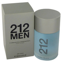 212 By Carolina Herrera After Shave 3.4 Oz