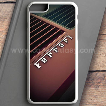 Red Ferrari iPhone 6 Plus Case | casefantasy
