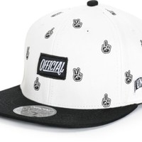 Official Unfade Salute Snapback Hat