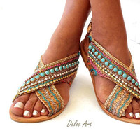 5f5461164 Best Leather Hippie Sandals Products on Wanelo