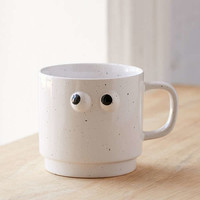 Googly Eye Mug | Urban Outfitters
