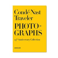ASSOULINE Condé Nast Traveler Photographs: 25th Anniversary Collection