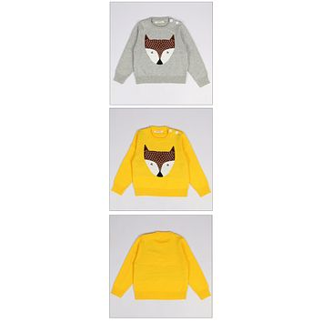 Winter children sweater warm girls sweater kids knitted clothes children casual infantis sweaters boys clothing
