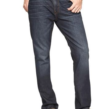 Gap Men 1969 Slim Fit Jeans Rockaway Wash