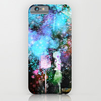 ANIME: THE POETRY OF THE SOUL V iPhone & iPod Case by Ylenia Pizzetti