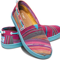PINK SERAPE YOUTH BIMINIS