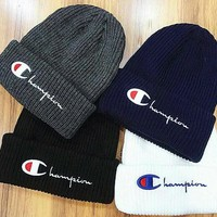 Hip-hop Knit Couple Hats [47762276364]