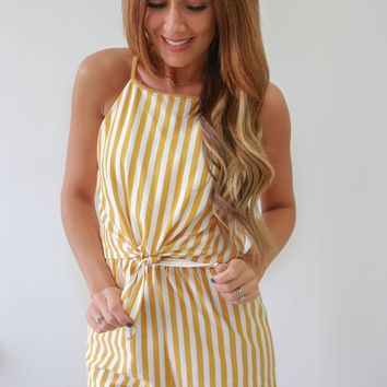 On The Way Romper