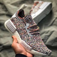 Adidas NMD R1 colorful noise top Boost F-CSXY