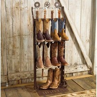 Rustic Boot Rack - Weatherbeeta - Shop by Brand