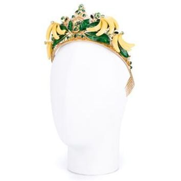 DOLCE & GABBANA | Filigree Banana Crown Hairband | Womenswear | Browns Fashion