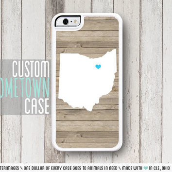 Personalized State iPhone 6 Case  Personalized iPhone 4 Case State iPhone 5S Case iPhone 5 Case State iPhone 6 Plus Case State iPhone 5C