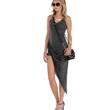 Gray Rolling In Deep Maxi